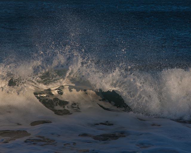 Craster Wave