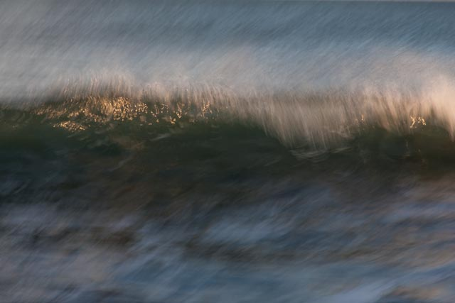 Craster Wave and Light